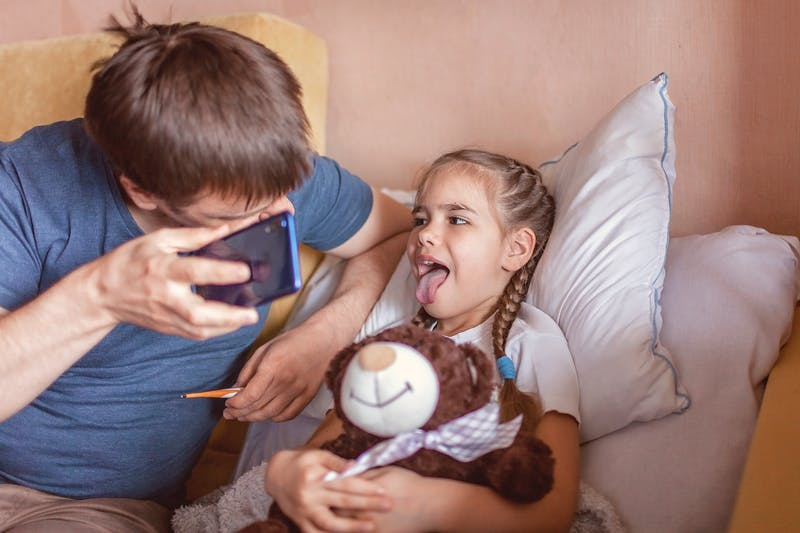 child telemedicine