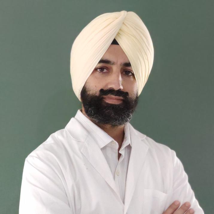 Dr Amit Singh Brar