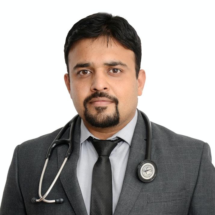 Dr Ashwani Bansal