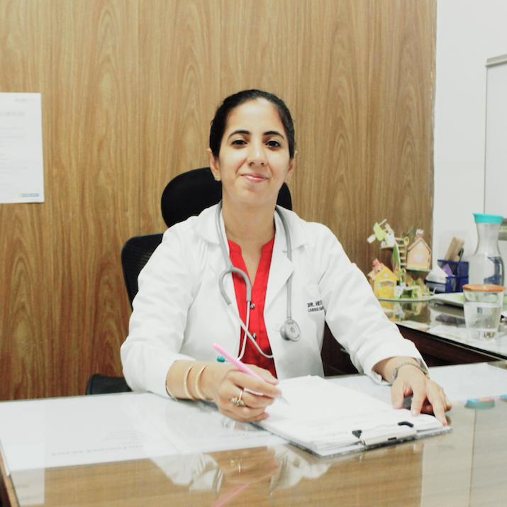 Dr Heena Chawla