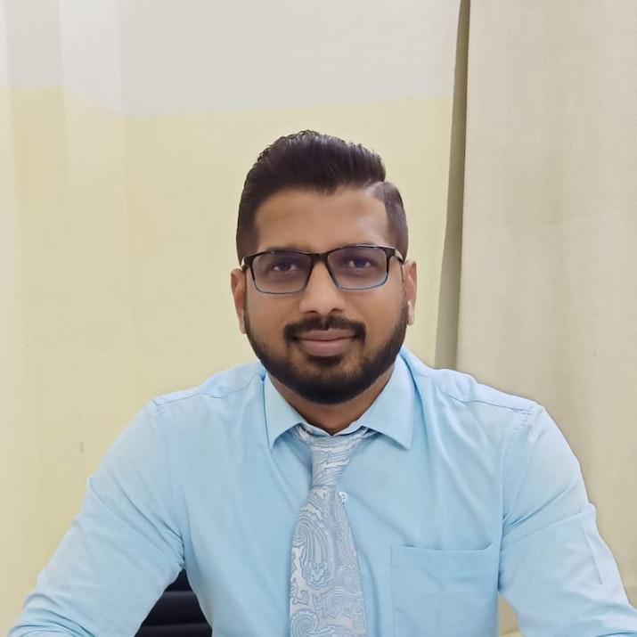 Dr MK Vedaprakash