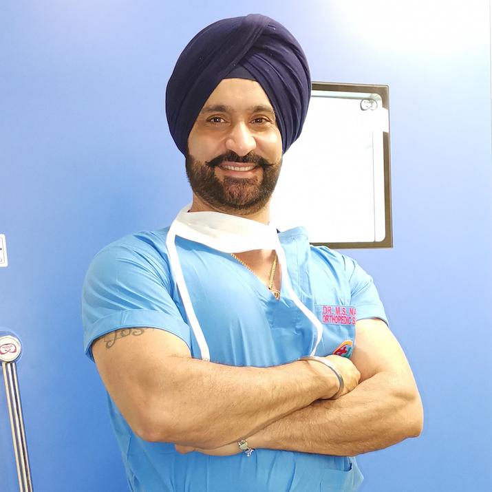 Dr Manpal Narula