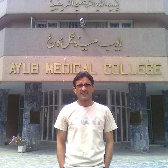 Dr Shafqat Ullah