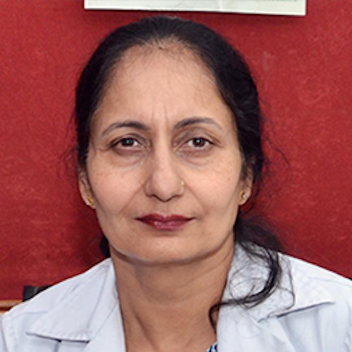 Dr Veena Joshi