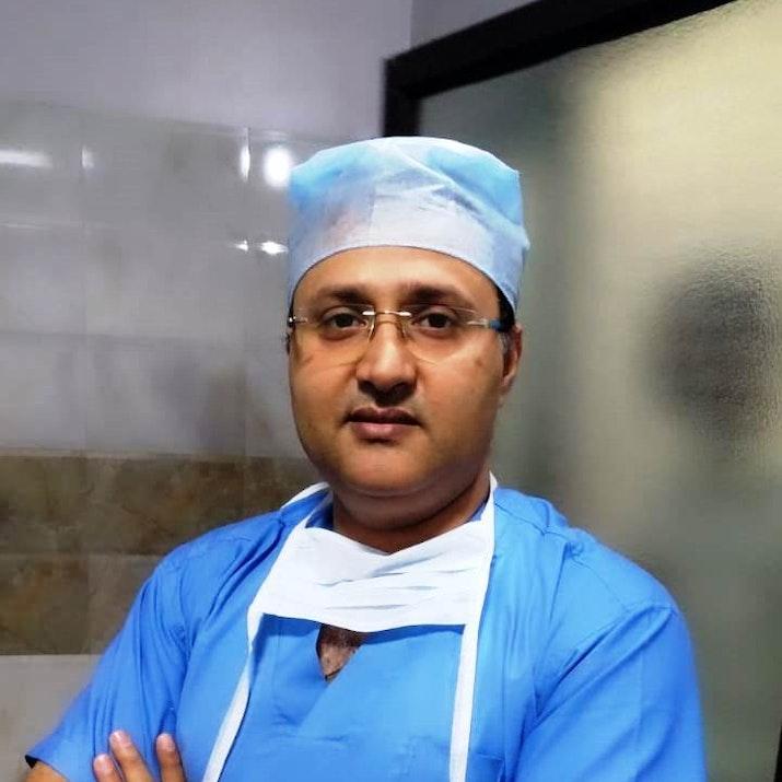 Dr Vivek Sekhri