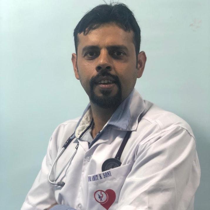 Dr Amit Kumar Soni