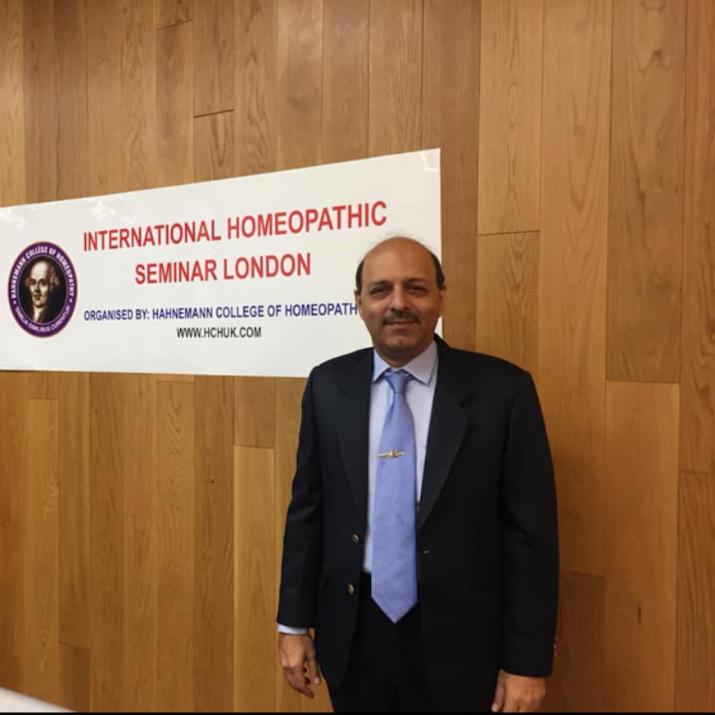 Dr Ardeshir Tehemtan Jagose