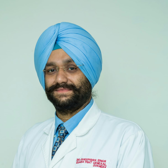 Dr Gursimran Singh