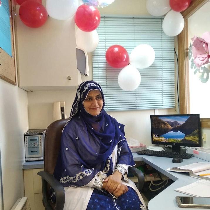 Dr Shaista Sibghat